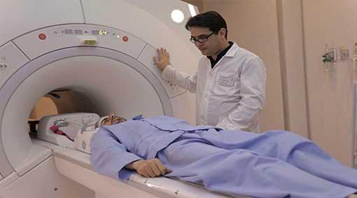 بخش MRI